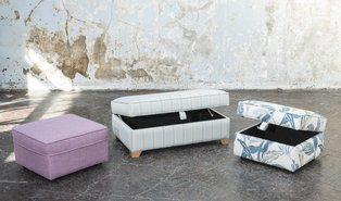 Alstons footstool designs