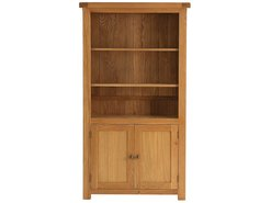Oakleigh 2 Door Bookcase Unit