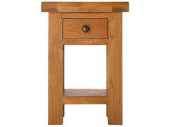 Oakleigh Side Table With Drawer